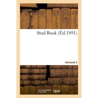 Stud Book. Normande 5