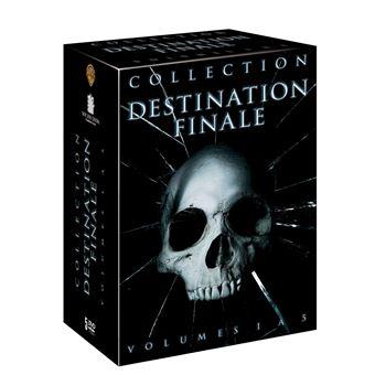 Destination finale - L'intégrale - Coffret 5 Films