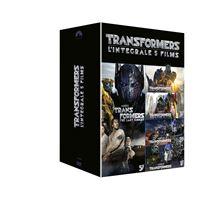 Transformers L'intégrale Coffret 1 à 5 DVD