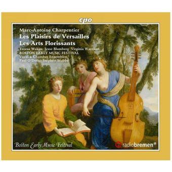 Les plaisirs de Versailles Arts florissants