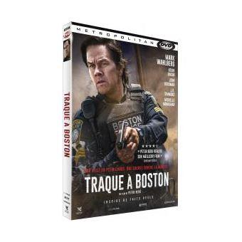 Traque à Boston DVD