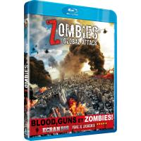 Zombies Global Attack Blu-Ray