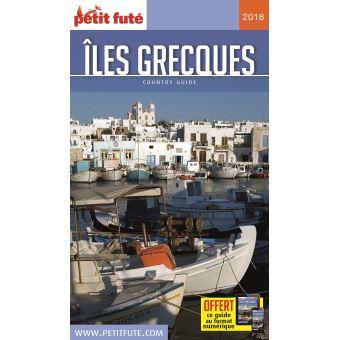 Petit Futé Îles grecques