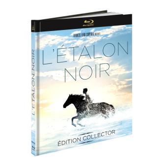 L'étalon noir Edition Collector Digibook Blu-ray