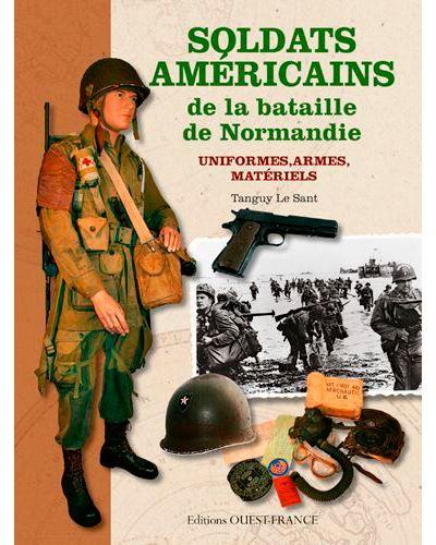 Soldats américains de la bataille de Normandie