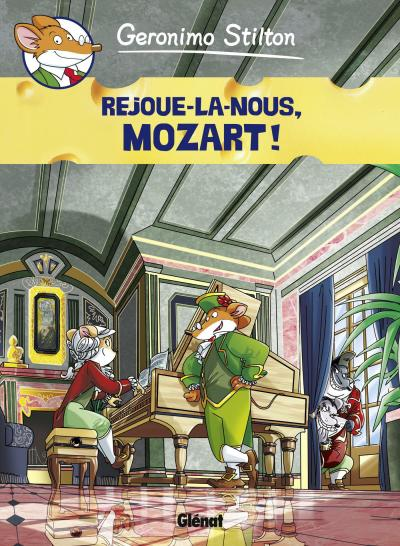 Geronimo Stilton - Tome 10 : Geronimo Stilton