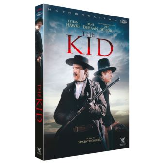 The Kid DVD