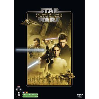 Star Wars Ep. II: Attack Of The Clones-BIL