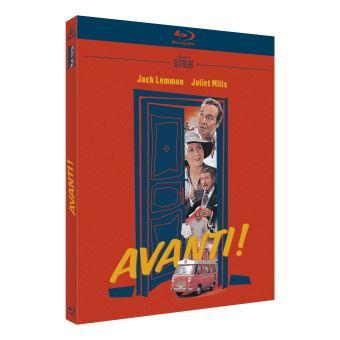 Avanti! Blu-ray