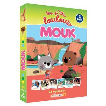 MoukMouk : Les p'tits loulous DVD