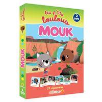Mouk : Les p'tits loulous DVD