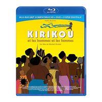 Kirikou et les hommes et les femmes Combo Blu-ray DVD