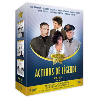 ACTEURS DE LEGENDE VOLUME 1-FR