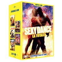 Sexy dance, Coffret intégral DVD