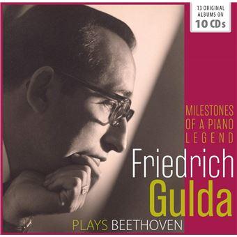 MILESTONES OF A PIANO LEGEND/10CD