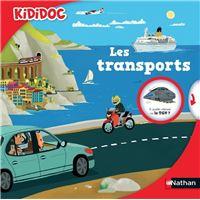 Les transports - Kididoc N18