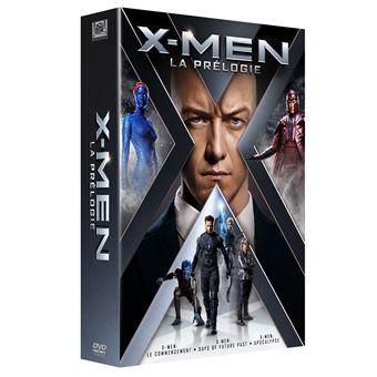 X-MenX-Men La Prélogie DVD