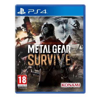 METAL GEAR SURVIVE UK PS4
