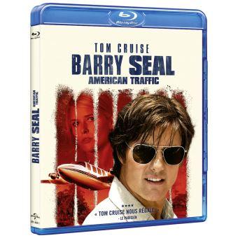 Barry Seal : American Traffic Blu-ray