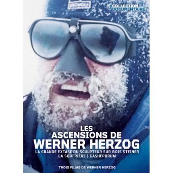 Les ascensions de Werner Herzog DVD