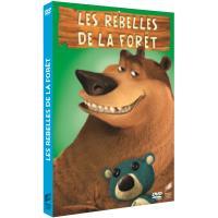 Les rebelles de la forêt DVD