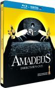 Amadeus director's cut Steelbook Blu-ray