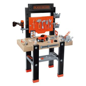 Etabli bricolage Smoby Bricolo Center Black & Decker