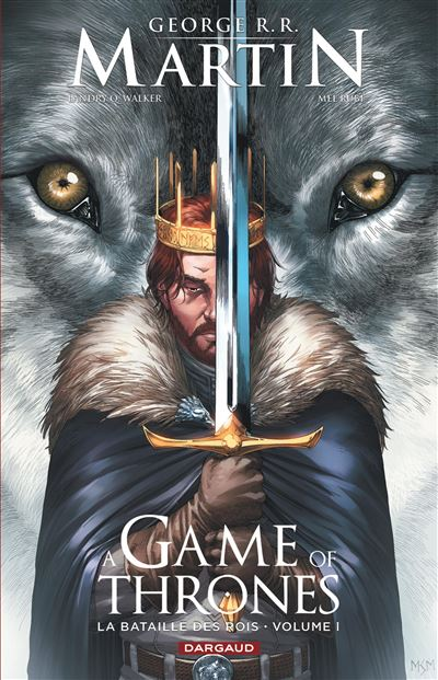 A game of thrones - La bataille des rois - A game of thrones - La bataille des rois