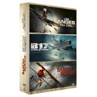 Coffret Combats aériens 3 films DVD