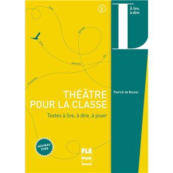 Theatre pour la classe