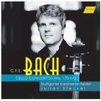 Concertos pour violoncelle Wq 170-172