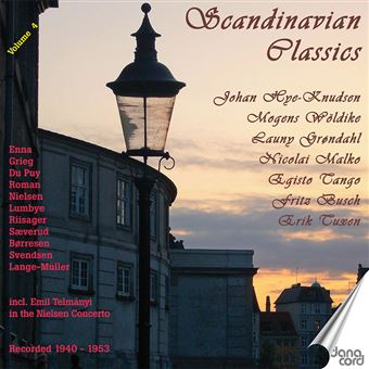 SCANDINAVIAN CLASSICS - VOL.4/2CD