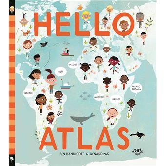 Hello Atlas - tome  - Hello Atlas
