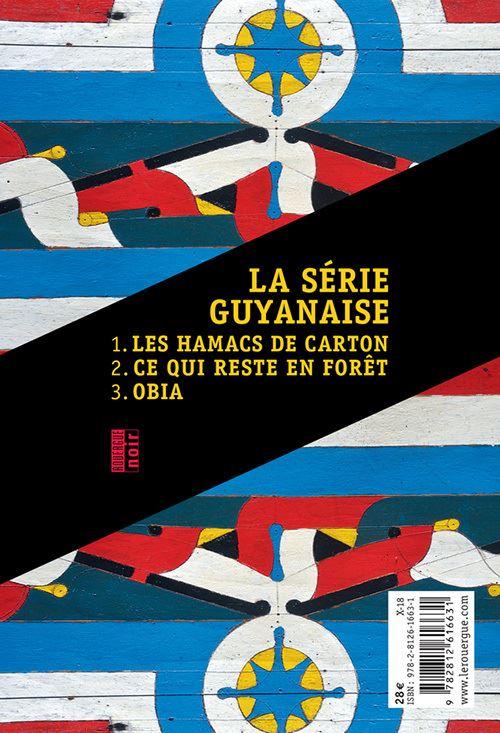 Les Foret Serie Ce Qui De La En Cartons Reste Guyanaise Hamacs vmn0wN8