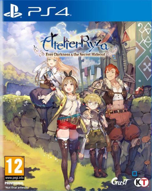 Atelier Ryza Ever Darkness et The Secret Hideout PS4
