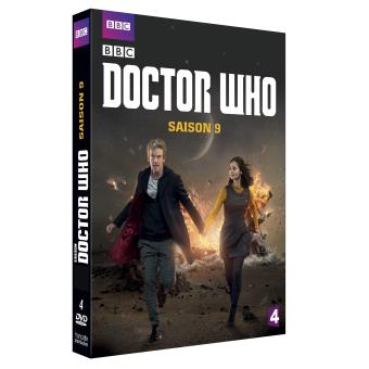 Doctor WhoDoctor Who Saison 9 DVD