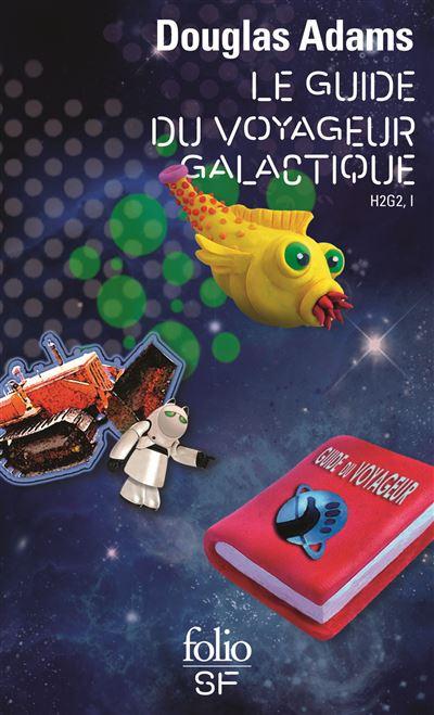 H2G2, I : Le Guide du voyageur galactique