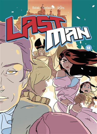 Lastman Edition collector