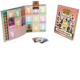 Album Collector De Cartes Amiibo Animal Crossing Serie 4