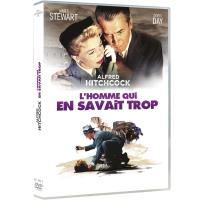 Hitchcock : L'homme qui en savait trop Version 1956 DVD