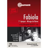 Fabiola - 1ère époque : Le mirage de Rome DVD