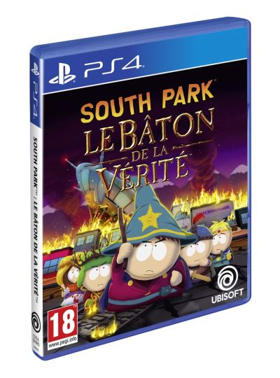 South Park Le Bâton de la Vérité PS4