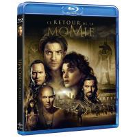 Le retour de la momie Blu-ray