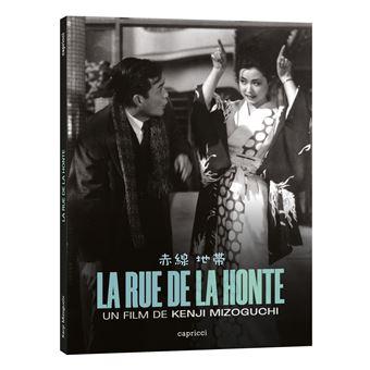 La Rue de la honte Combo Blu-ray DVD