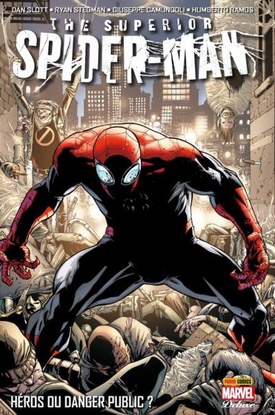 The Superior Spider-Man (2013) T01 - Héros ou danger public? - 9782809471410 - 14,99 €