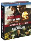 Jack Reacher Coffret 2 films Blu-ray