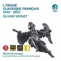 L'Orgue Classique Francais 1650-1800