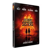Les Frères Sisters Steelbook Blu-ray