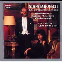 Russische Musik F.2 Klaviere