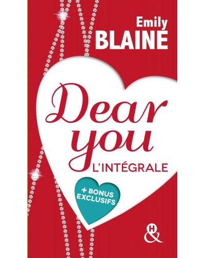 Coffret dear you emily blaine